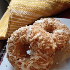 Fluffy Cake Doughnuts - Allrecipes.com