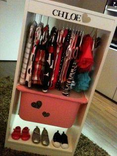 armario disfraces niños, con estanteria ikea
