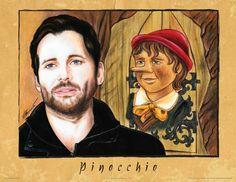 August/Pinocchio