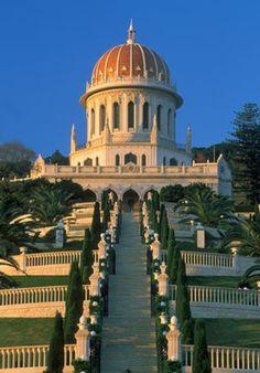 Shrine of the Bab - Haifa Israel