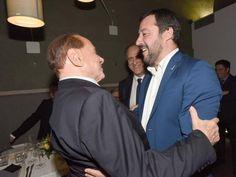 Salvini sente Berlusconi: intesa M5S-centrodestra a un passo sulle Camere