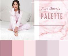 Rose Quartz  Palette #egatex