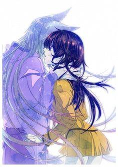 Loved this anime ^_^ kamisama Kiss! I hope they make a second season!