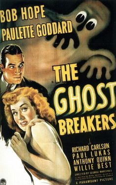 The Ghost Breakers (1940) - Bob Hope THIS IS ONE OF MY VERY FAV MOVIES!!! EACH ACTOR IS AWESOME WITH THEIR PARTS!!! JUST LOVE THIS MOVIE!