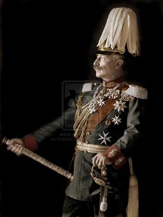 His Imperial and Royal Majesty Kaiser Wilhelm II