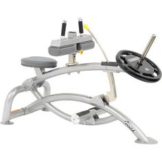 Hoist Roc-It RPL-5353 Seated Calf Raise Commercial Fitness Equipment, No Equipment Workout, Hoist Fitness, Dumbbell Rack, Multi Gym, Preacher Curls, Hex Dumbbells, Gadgets
