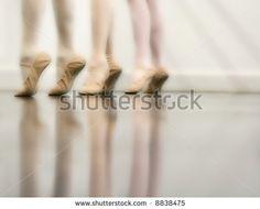 Ballet Dancer Feet - Dreamy version (orton imaging technique) by planet5D LLC, via ShutterStock