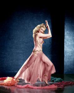 Salomé  by W. Dieterle- Rita Hayworth ( 1953)