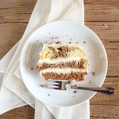 Easy Tiramisu, the best and creamiest Tiramisu you will ever eat. Perfect for any occasion / anitalianinmykitchen.com