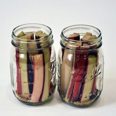 Pickled Rhubarb Recipe (with Pictures) - Instructables