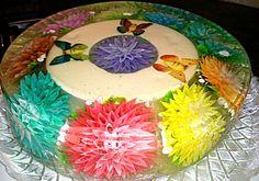 unusual dessert art | ... art, 3D Edible Gelatin Art, Gelatinas, gelatin art tools, gelatin art