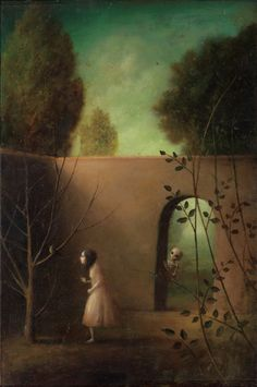 "Stephen Mackey ""The long afternoon interuppted by Night"""