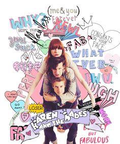 Karen Gillan + Arthur Darvill + Matt Smith
