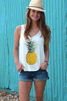Prime Pineapple Tank