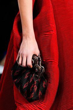 Armani Privé - Haute Couture S/S 2013   Clutch purse \ bag \ love  Ladies / women fashion