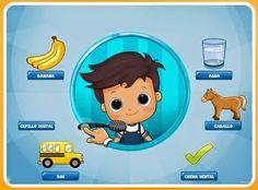 iPads y Autismo: app: Nico, explora tu baño!