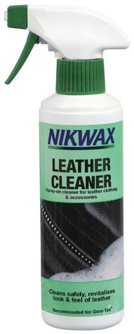 Cherry Tree Country Clothing - Nikwax Leather Cleaner, £6.00 (http://www.cherrytreecountryclothing.com/nikwax-leather-cleaner/)