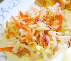 Better than any other cole slaw you've ever had! This recipe is the perfect side dish at your summer bbqs! #SummerLovin Classic Cole Slaw | Gourmet Kosher Cooking