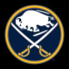 Nhl Logos, Hockey Logos, Hockey Teams, Sports Logos, Sports Teams, Hockey Rules, Buffalo Sabres, Sports Figures, National Hockey League