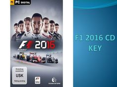 #F1_2016_CD_KEY    F1 2016's new career mode spans 10 seasons and will take you deeper into the world's most glamorous, exciting and prestigious motorsport, both on and off the t…  http://www.slideshare.net/JesiKa3/f1-2016-cd-key