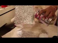 Upgrade your makeup organizer.with Glitter!Upgrade your makeup organizer.with Glitter! Nifty Diy, Nifty Crafts, Diy Makeup Vanity, Cute Makeup, Lipstick Organizer, Makeup Display, Self Tanning Lotions, Beauty Supply Store, Make Up Organiser