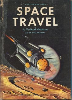 Space Travel!  Courtesy of Wonderful, Beautiful, and Strange Finds