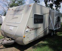 Used 2003 R-vision Trail lite 261 Thumper #Travel_trailer RV @ http://www.shop-rvs.com/used-rvs/2003/travel-trailer/r-vision/trail-lite/261-thumper/2512/