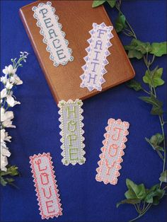 Bible Bookmarks Pattern Pack