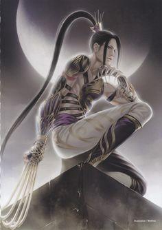 Zhang He - Dynasty Warriors