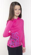 Joshua Perets, Girls, Tweens, Long Sleeves Shirt, Pink, Joshua Perets <3