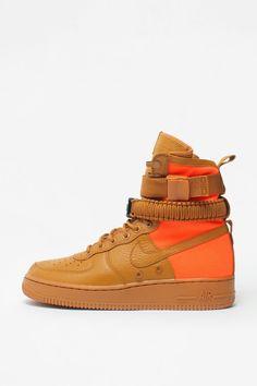 bd37379914aa Nike SF Air Force 1 QS - desert ochre