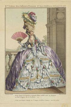 1774 Court Dress
