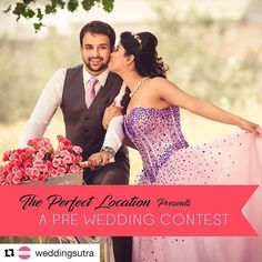 Mornings like these  have you participated yet ? #Repost @weddingsutra with @repostapp  #ContestAlert Heres your chance to win an amazing pre-wedding photoshoot with the love of your life! Just follow these steps:  1) Like @ThePerfectLocationFaridabad on Instagram 2) In the comments section tag your fiancé 3) E-mail us at madhulika@theperfectlocation.in with you and your fiancés latest pics and telling us how you met with subject as Contest . Heres all you can win:  1) A photoshoot by the…