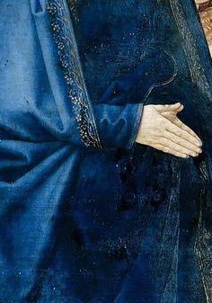 Hugo van der Goes (c.1425-1482) - The Adoration of the Shepherds