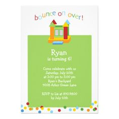 ==> reviews          Bounce House Party Invitation           Bounce House Party Invitation This site is will advise you where to buyHow to          Bounce House Party Invitation Online Secure Check out Quick and Easy...Cleck Hot Deals >>> http://www.zazzle.com/bounce_house_party_invitation-161309076130432573?rf=238627982471231924&zbar=1&tc=terrest