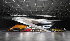 *Mercedes-Benz* Exhibition stand * on Behance