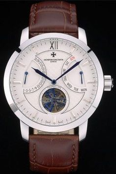 Vacheron Constantin Watch Good everyday watch as clear uncluttered face with day / date / month facility ✅ #luxurywatches