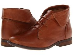 Steve Madden Stingrei Cognac Leather - SKU 8197234 Take your tailored look to a whole new level with these slick boots! Lace-up closure. Leather upper with foldover cuff. Leather lining. Lightly cushioned leather footbed. Man-made sole.
