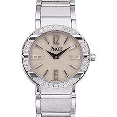 Piaget Polo Ladies Diamond Watch GOA30031 ($24,180) found on Polyvore