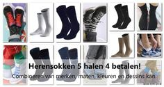 Ben jij al klaar voor #Vaderdag? Het is misschien nog wat vroeg, maar wij denken altijd beter te vroeg dan te laat! Daarom hebben wij tot en met 14 juni een speciale actie: bij het bestellen van 5 paar sokken of kniekousen hoef je maar voor 4 paar te betalen, 5 halen = 4 betalen! Dit geldt voor de sokken/kniekousen van o.a. #Falke   #Tommy   #Hilfiger   #Puma  en #Bonnie   #Doon . Bestel bij https://www.underfashion.nl/heren-sokken
