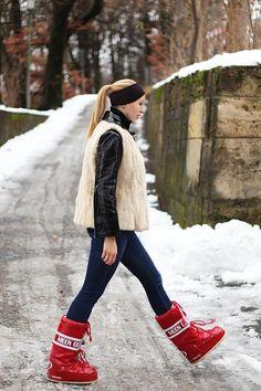premium selection d7802 8c969 Die 68 besten Bilder von SNOW OUTFIT | Winter mode, Schnee ...