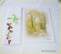 Papier à lettres Balade dans les bois de Céline Photos Art Nature Celine, Nature, Blog, Photos, Art, Out Of The Woods, Ride Or Die, Letters, Paper