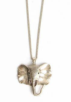 I love animal jewelry! Threadsence.com is my new online shopping addiction