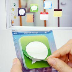 Sticky App Notes  http://www.roehampton-online.com/?ref=4231900 necesito esto solo porque si!
