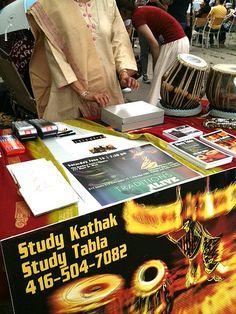Toronto Tabla Ensemble and Kathak Toronto
