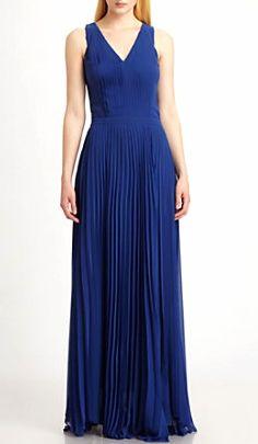 Sachin + Babi - Sevilla Pleated Maxi Dress