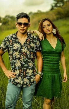 Celebrity Engagement Photos: Drew Arellano and Iya Villania | http://brideandbreakfast.ph/2014/02/03/celebrity-engagement-shoot-drew-arellano-and-iya-villania/ | Photographer: MangoRed