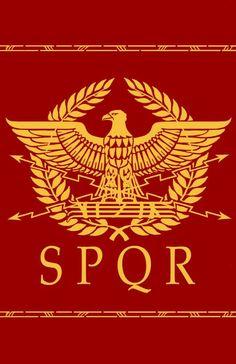 Emblema del Romano Impero