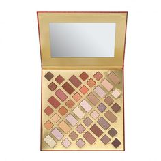 Get all your holiday eye shadow colors in one palette! Eye shadows are arranged in rows of expertly coordinated shades to achieve a variety of looks. Cargo Cosmetics, Iron Oxide, Eyeshadow Palette, Eye Shadow, Color, Nails, Link, Image, Makeup Products