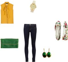 Outfit #6, created by shaina-landhuis on Polyvore